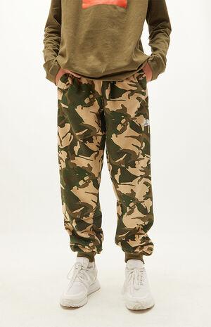 Kids Printed Camp Fleece Sweatpants