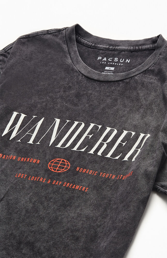 Washed Wanderer T-Shirt