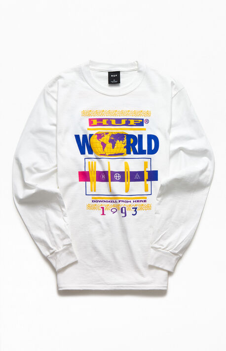 '93 Tour Long Sleeve T-Shirt