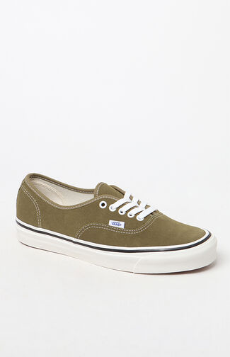 Anaheim Factory Authentic 44 DX Olive Shoes