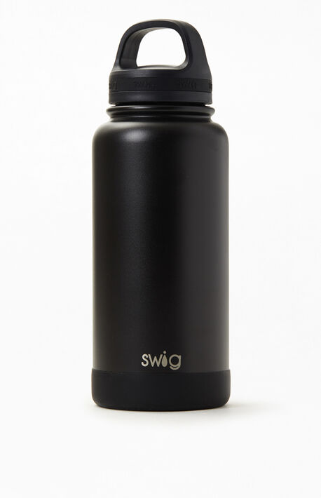 Matte Black 30 oz. Water Bottle