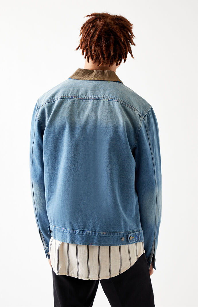 Doubled Denim Jacket