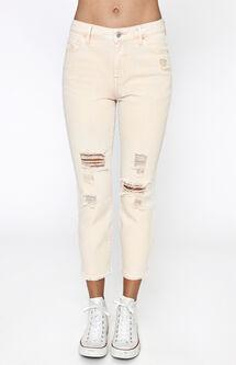 Skinny Straight Jeans