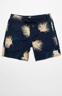 Pacifico Jam Drawstring Shorts