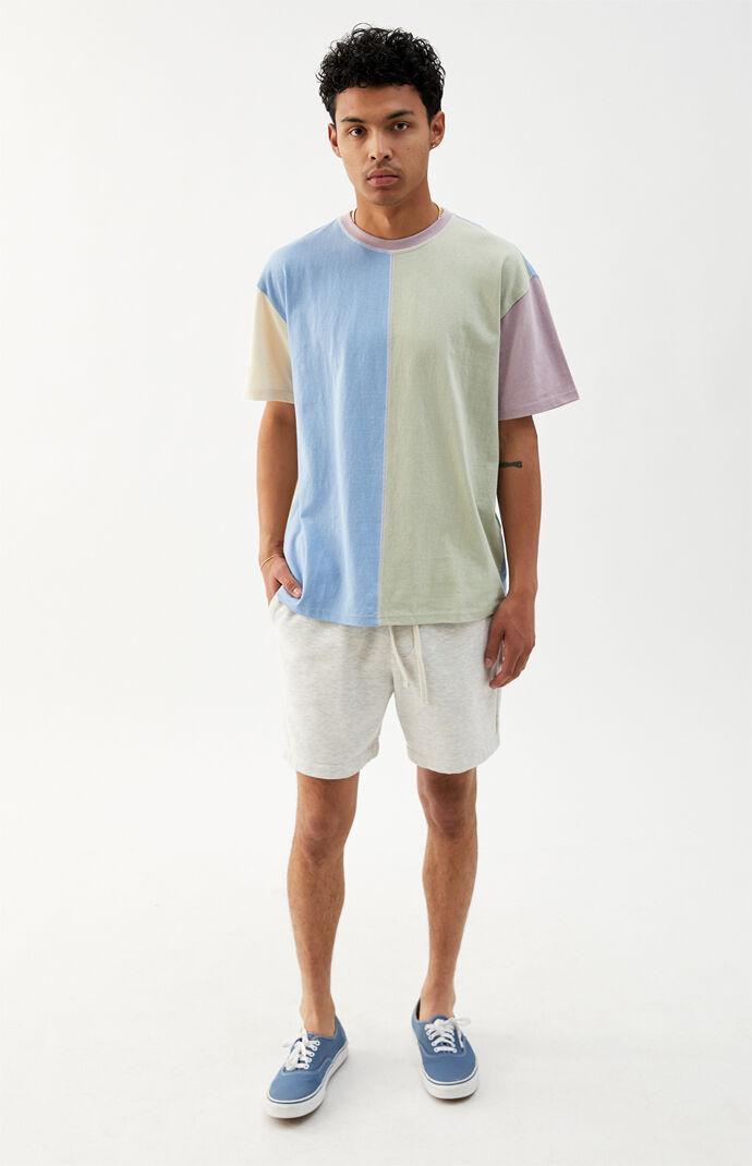 Nils Split Boxy Short Sleeve T-Shirt