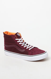 Women's Sk8-Hi Slim Zip Sneakers