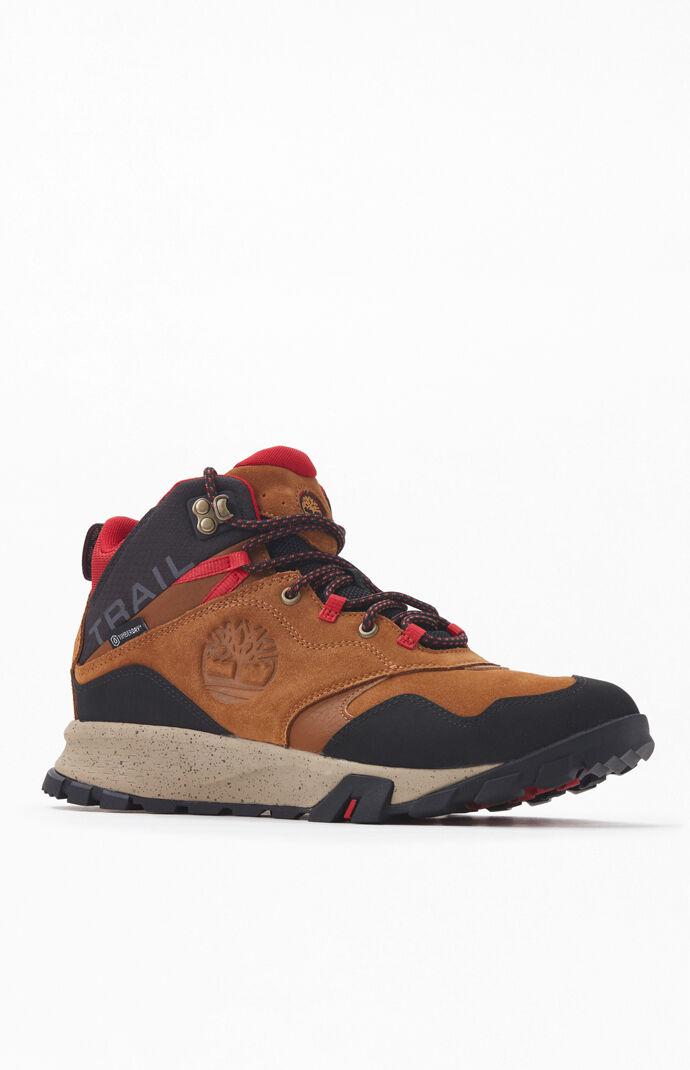 Garrison Trail Mid Hiking Boots