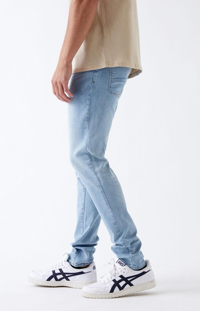 Medium Stacked Skinny Jeans