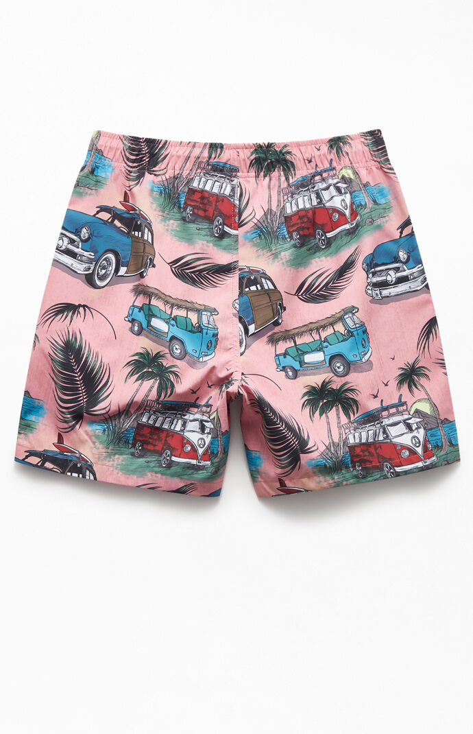 "Surf Life Volley 17"" Swim Trunks"