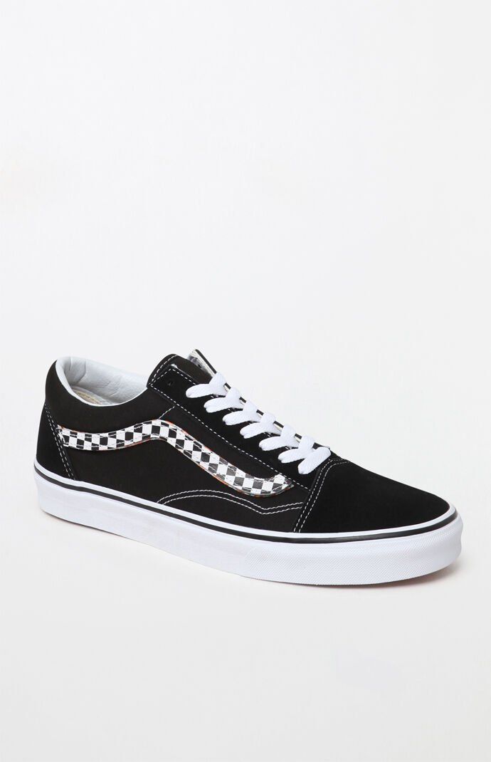23ea714fb2b0 Vans Sidestripe V Old Skool Shoes