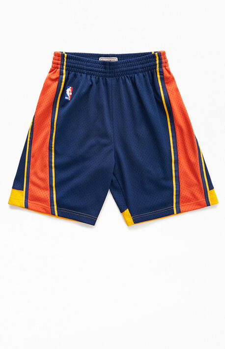 Warriors Swingman Basketball Shorts