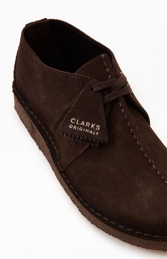 Brown Desert Trek Shoes