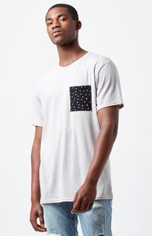 Leone Regular Pocket T-Shirt