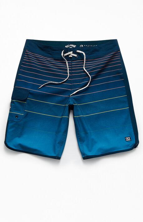 "73 Stripe 19"" Boardshorts"