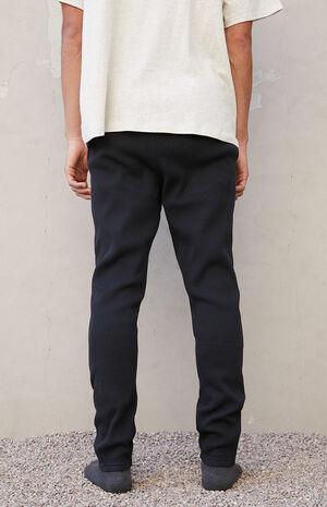Black Thermal Pants image number null