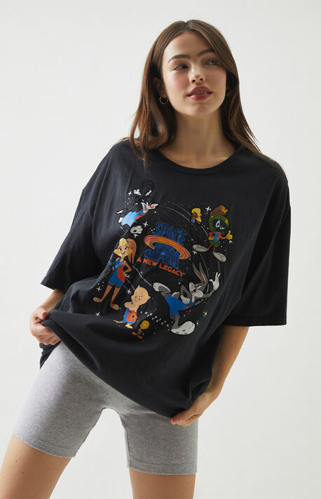 Space Jam Stars Puff T-Shirt