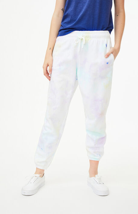 Tie-Dyed Sweatpants