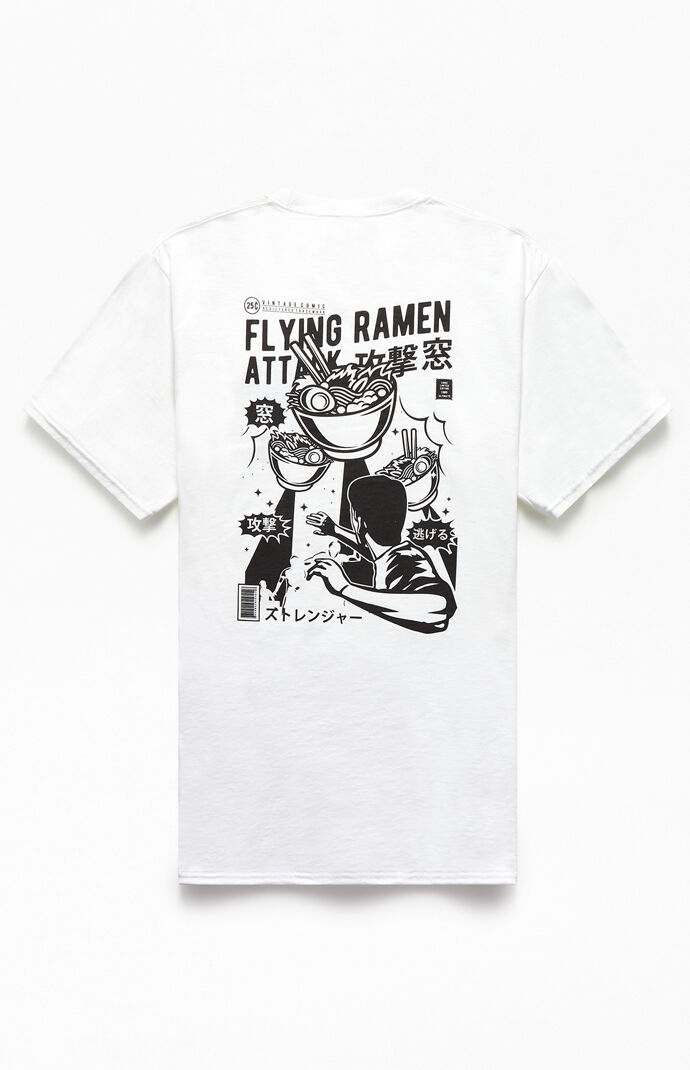 Flying Ramen T-Shirt