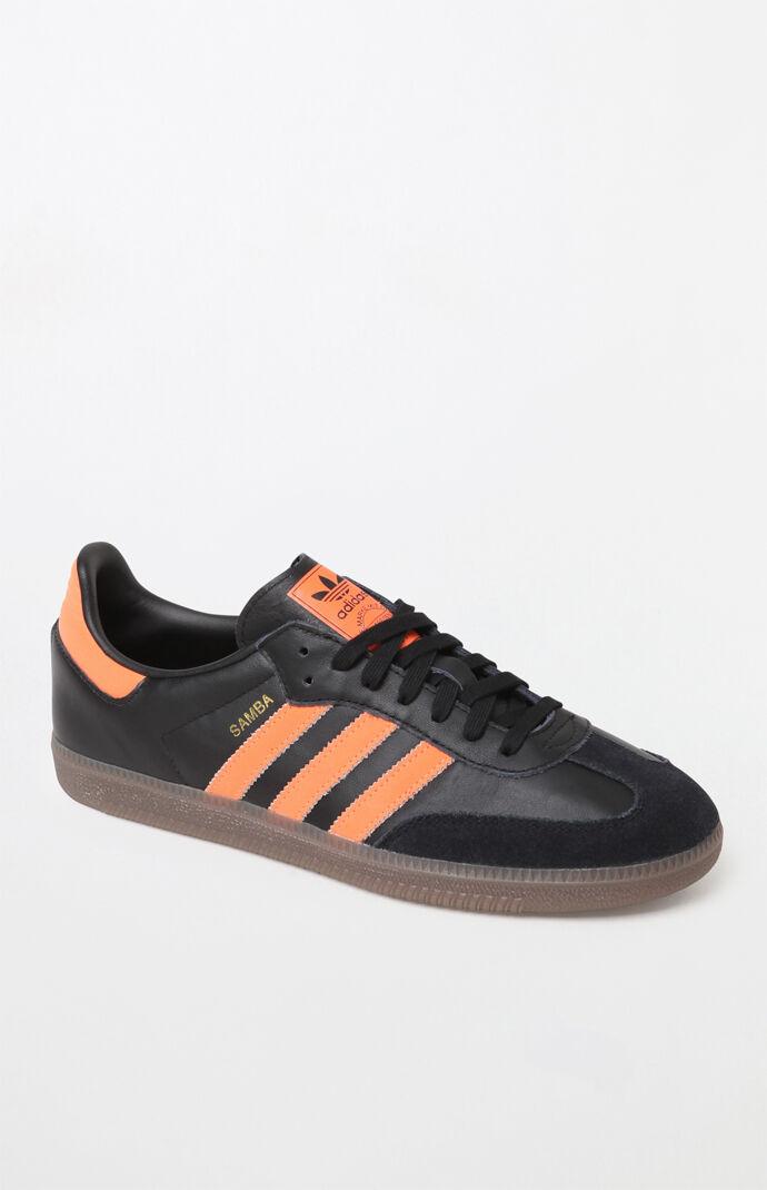 adidas original adidas samba orange
