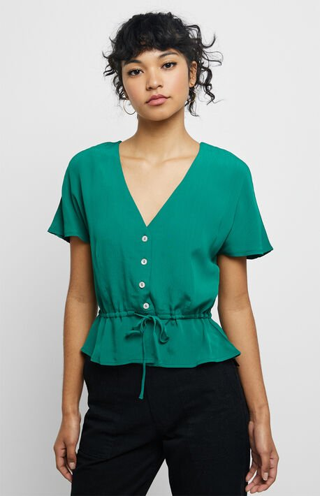 Farren Button-Up Top