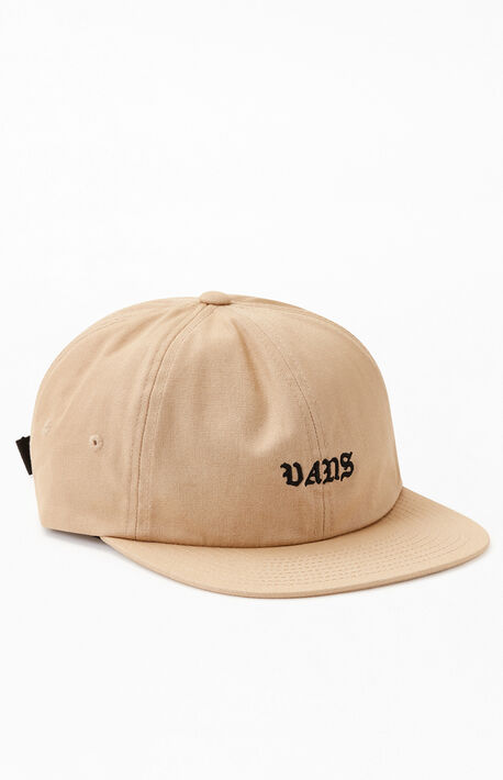 Trobe Strapback Dad Hat