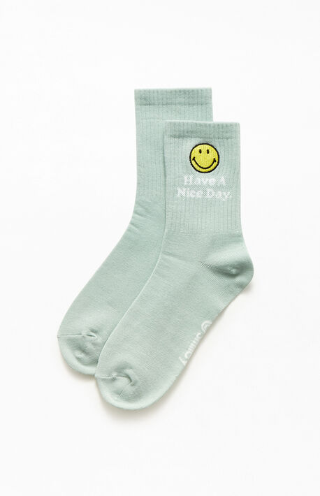 Have A Nice Day Recycled Socks