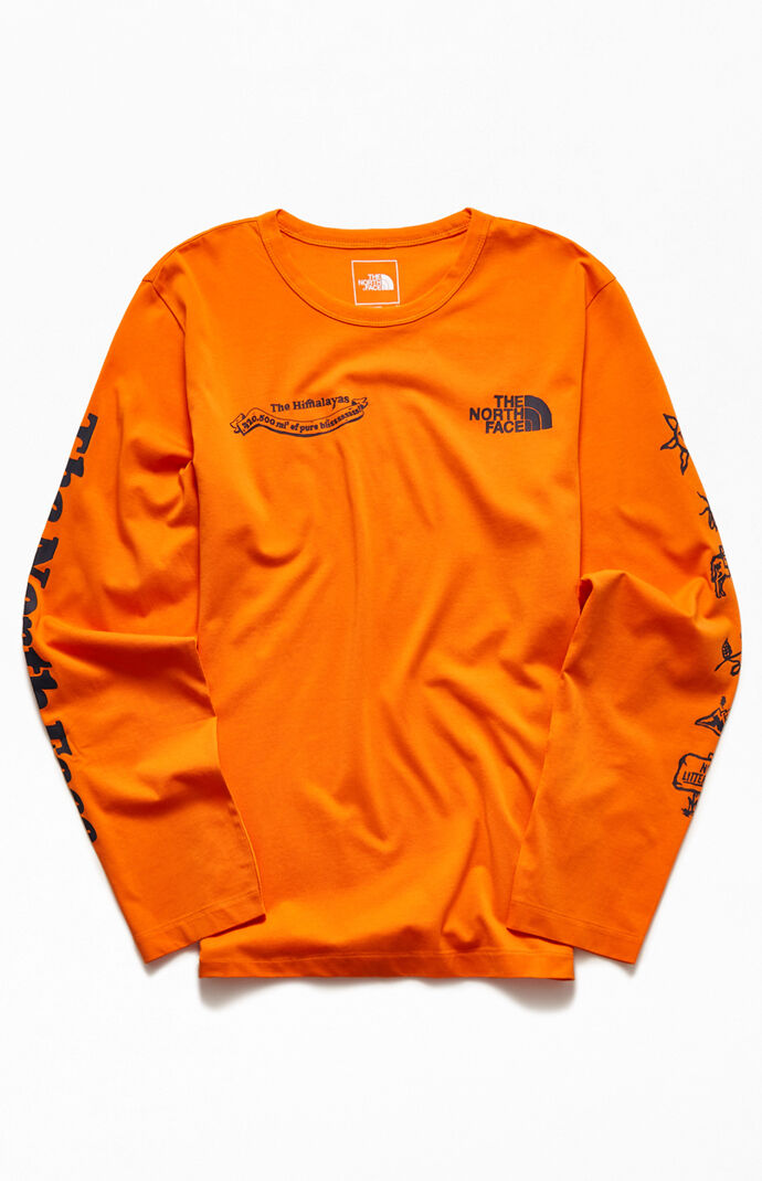 Himalayan Bottle Source Long Sleeve T-Shirt