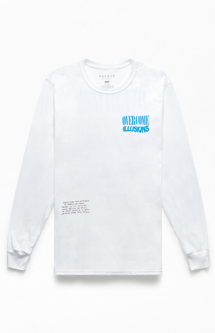 Overcome Illusions Long Sleeve T-Shirt