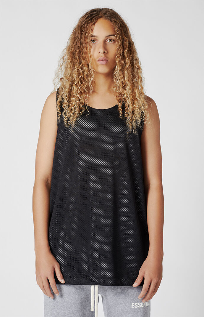 5102eeece0f12e FOG - Fear Of God Essentials Reversible Mesh Tank Top