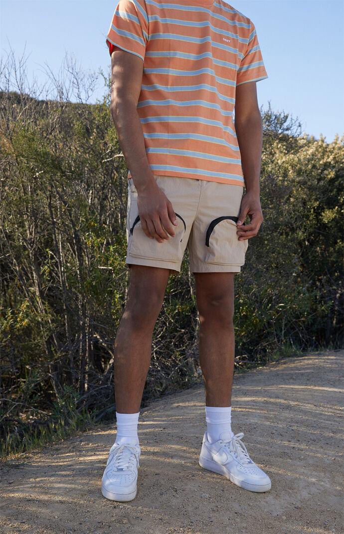 Brayson Military Nylon Shorts