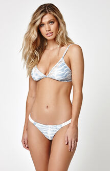 Moontide Triangle Bikini Top
