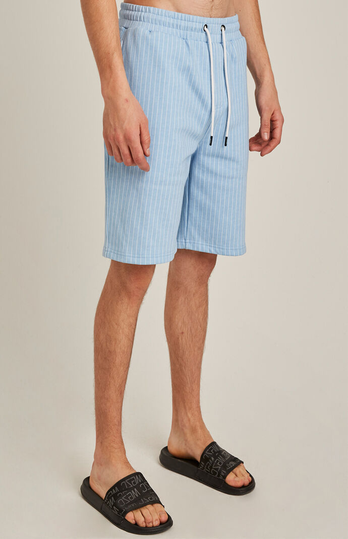 Marty Pinstripe Shorts