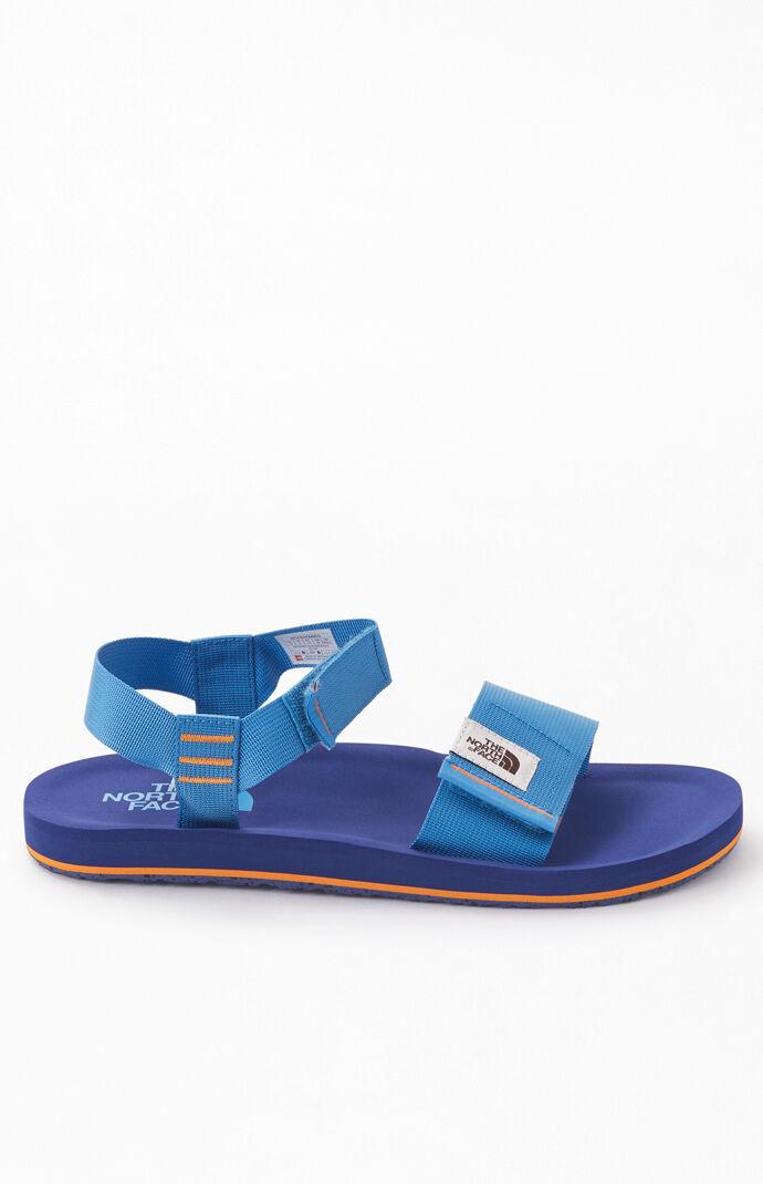Blue Skeena Sandals