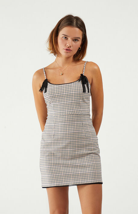 Basic Shift Mini Dress