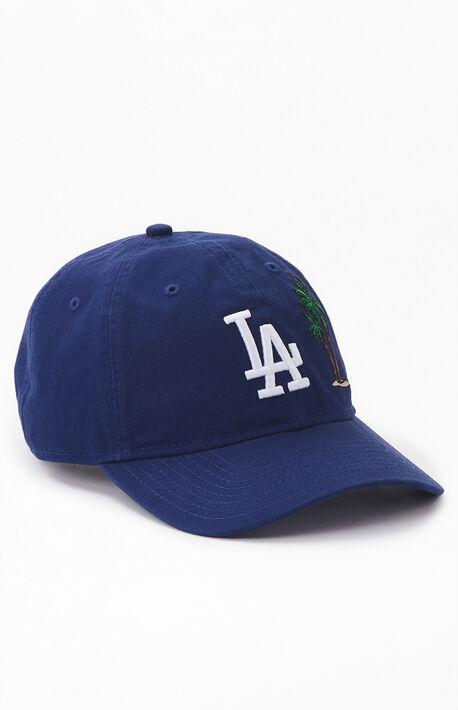 LA Dodgers Palm Tree Strapback Dad Hat