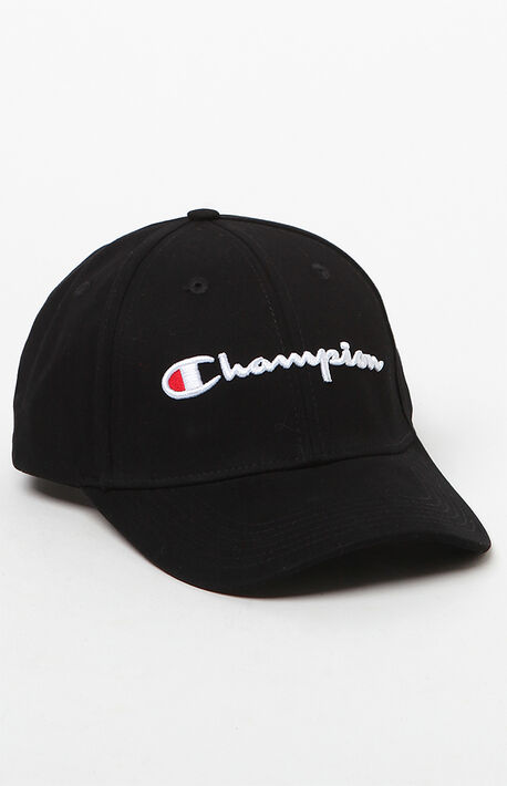 51c19c91988 Classic Twill Strapback Dad Hat. Champion ...