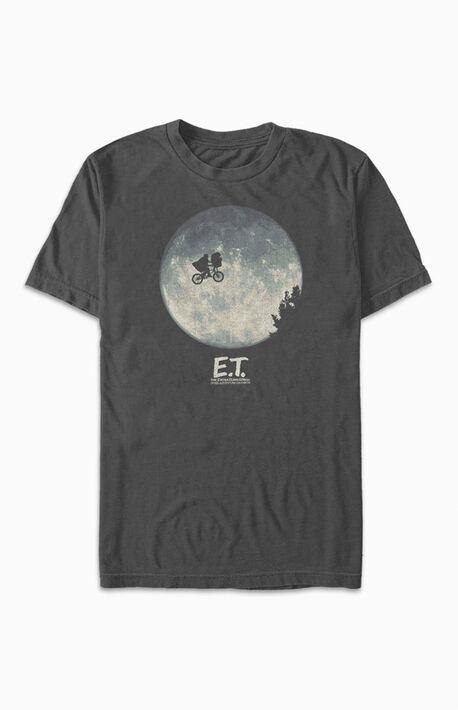 E.T. Flying Home Bike T-Shirt