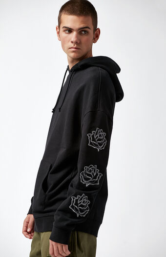 PacSun Asher Oversized Pullover Hoodie at PacSun.com