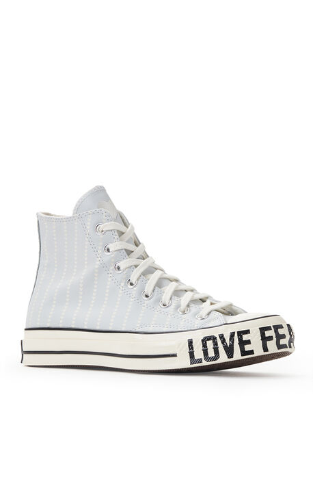 Women's Chuck 70 Love Leather High Top Sneakers