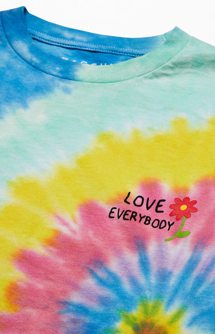 Tie-Dyed Love Everybody T-Shirt