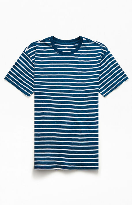 Arlo Striped Regular Knit T-Shirt