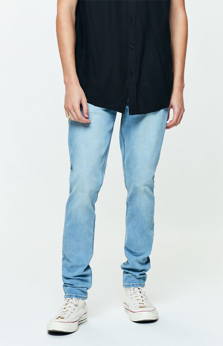 Medium Stacked Skinny Jeans