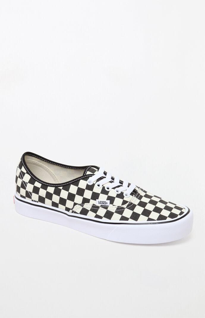 Vans Checkerboard Authentic Lite Shoes  3acc21c61