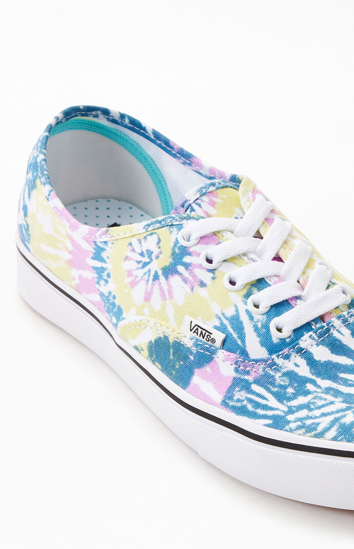 Tie Dye ComfyCush Authentic Sneakers