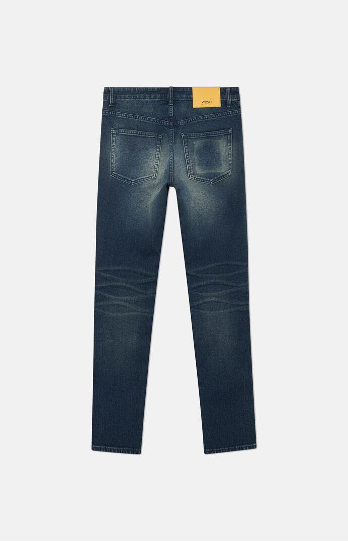 Alessandro Skinny Fit Denim Jeans