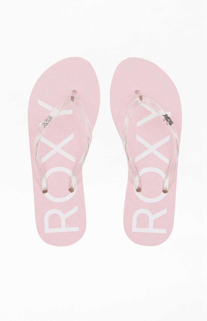 Pink Viva Jelly Sandals