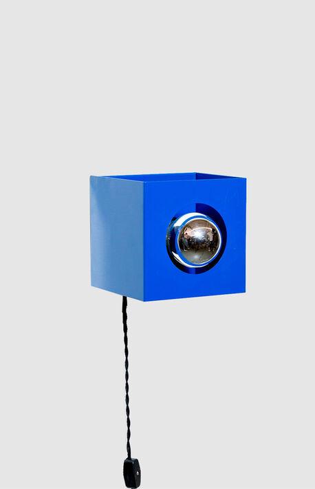 Blue Cube Light