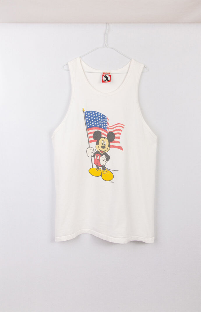 Eco Mickey Tank Top