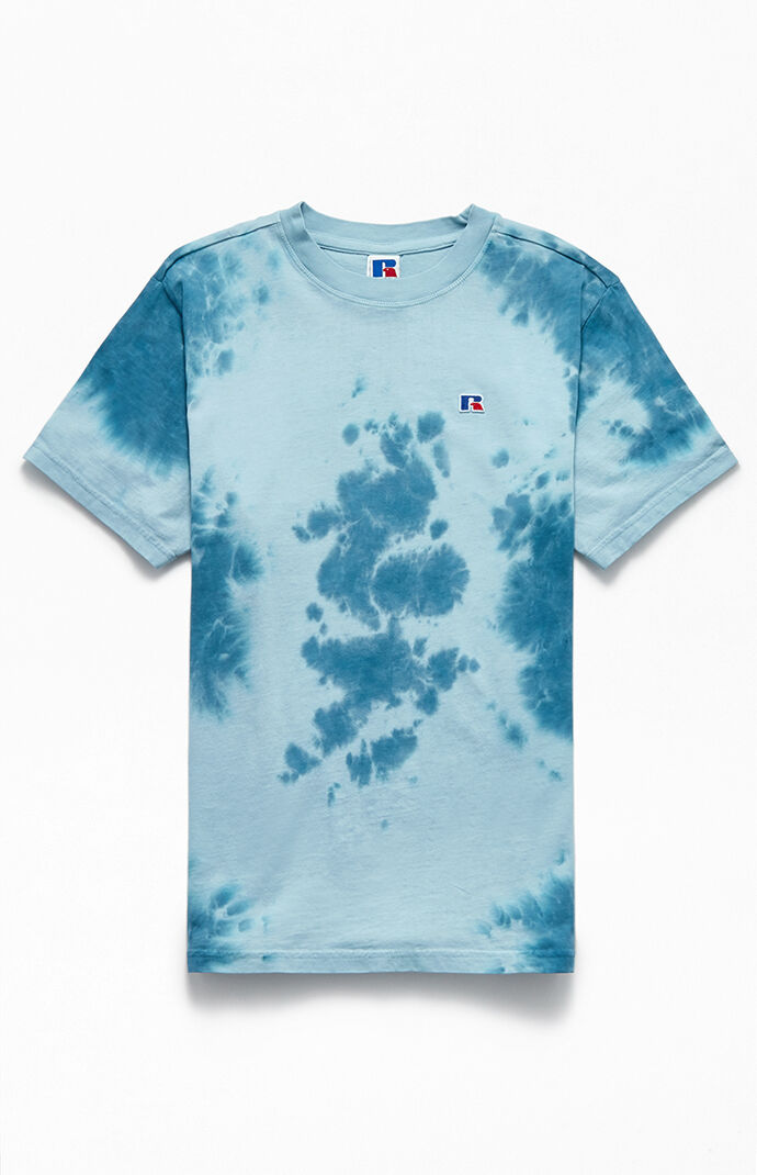 Tie-Dyed Rock T-Shirt