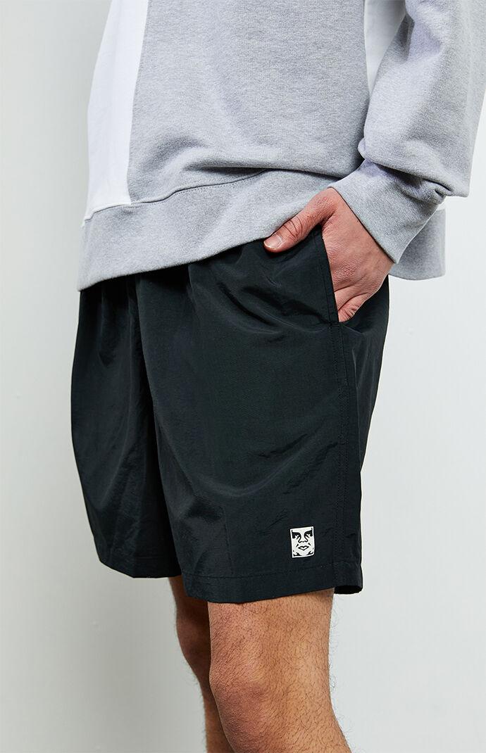 Easy Nylon Shorts